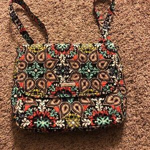 NWOT Vera Bradley Sierra convertible purse